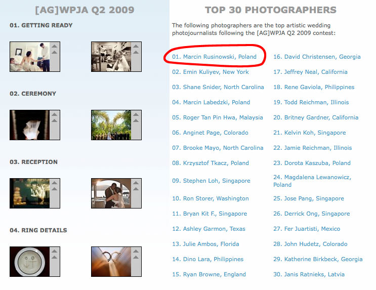 reportaż ślubny fotografia sesja ślubna Marcin Rusinowski 5czwartych Warszawa Łódź Kraków