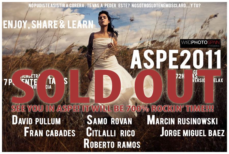ASPE2011 Workshop Roberto Ramos Samo Rovan David Pullum Fran Cabades Citlalli Rico Jorge Baez Marcin Rusinowski