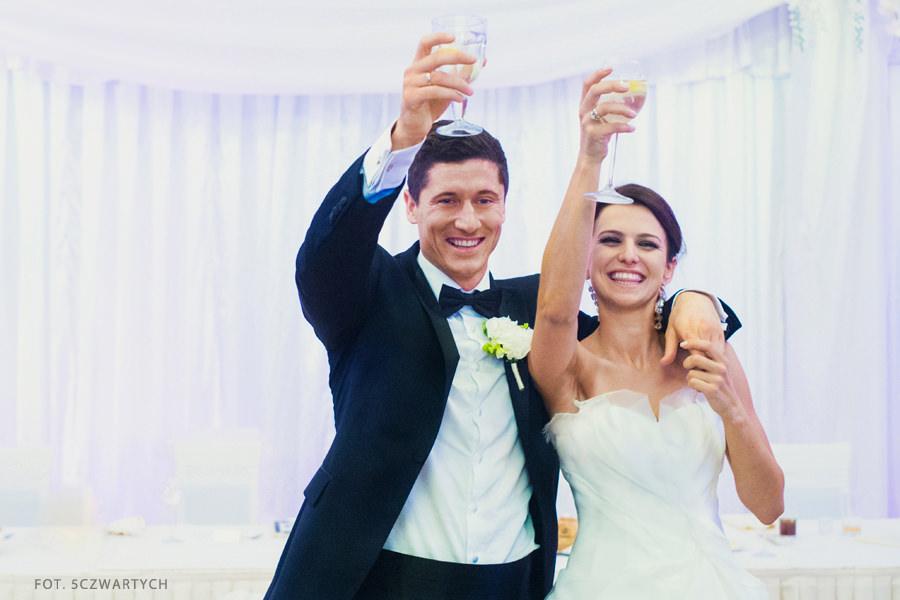 Ania Stachurska, Robert Lewandowski, wesele, ślub, referencje 5czwartych, fotografia ślubna, fotograf ślubny