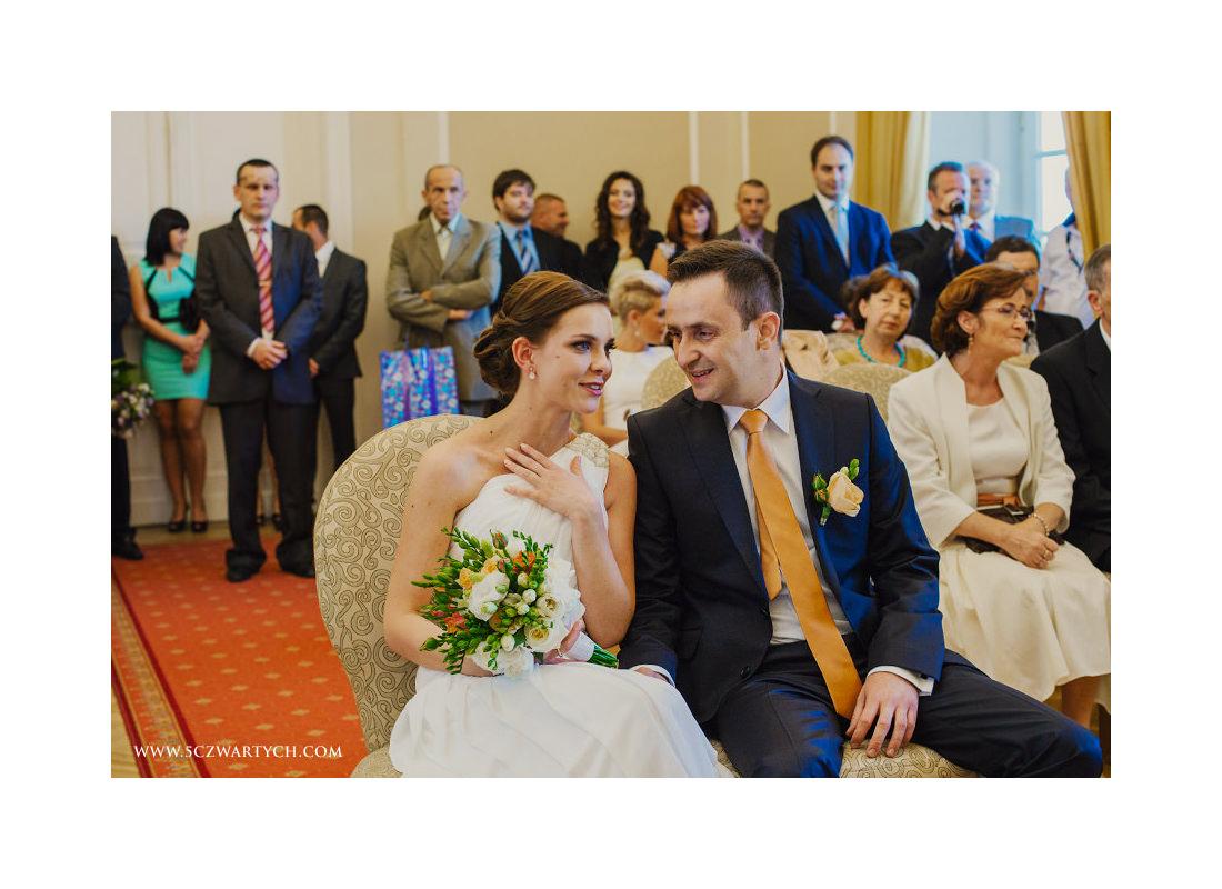 Natalia + Mariusz, 5czwartych, fotograf ślubny, reportaż ślubny, Pałac w Oborach