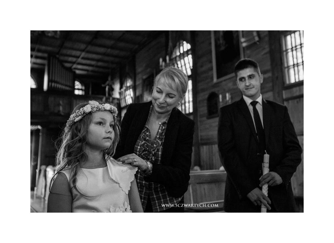 Agnieszka Rusinowska, Marcin Rusinowski, 5czwartych, sesja rodzinna, reportaż ze Chrztu