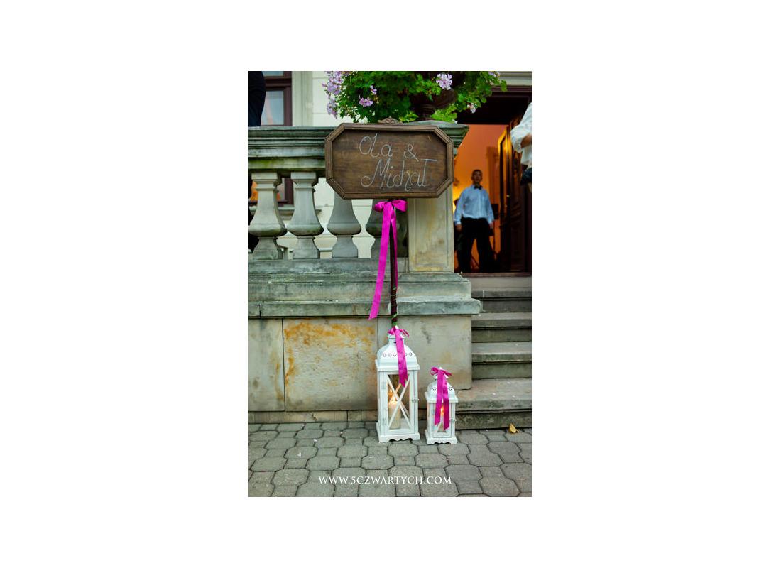 wesele pałac w Oborach fotograf ślubny fotografia ślubna sesja Marcin Rusinowski Agnieszka Rusinowska 5czwartych 5czwartych reportaż ślubny zdjęcia ślubne