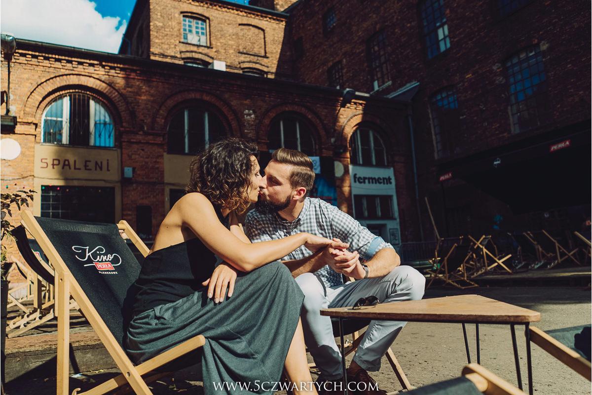 sesja portretowa sesja po ślubie sesja poślubna w Łodzi Łódź fotograf ślubny fotografia ślubna zdjęcia ślubne 5czwartych Warszawa